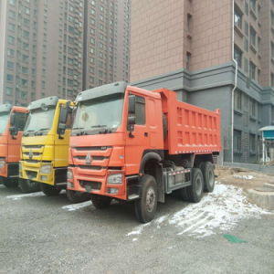 Sinotruk Dumper 6*4 HP 336/371Volquete Camión volquete
