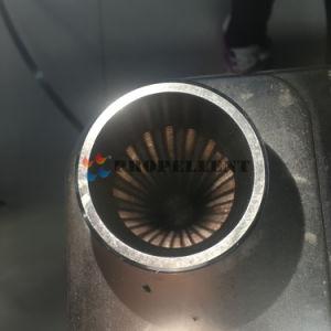 熱し、冷却の向流によってろう付けされる版の熱交換器
