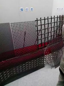 Curve Wire Mesh
