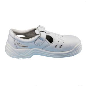 Suela PU cuidan los zapatos de cuero liso con la acción