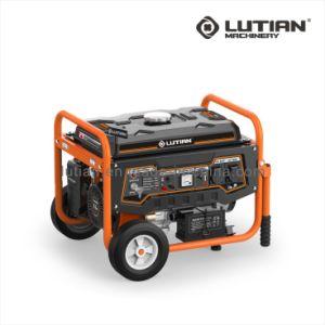単一フェーズ携帯用電気2.0-2.8kw; ガソリン発電機