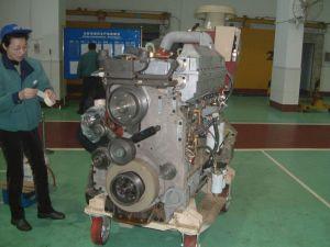 369kw de Diesel van de Waterkoeling Cummins Motor Kta19-G1 van de Generator
