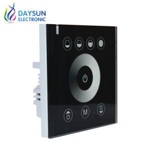 Interruptor de reóstato de LED do painel de toque12V-24V, 144 W 12A ou 288W 6 Um interruptor de alimentação ligado/desligado do controlador de luz ajustável
