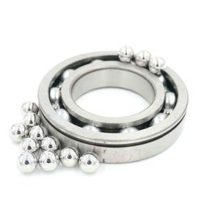 Con rodamiento de bolas de acero al carbono con alta dureza