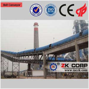 Trasportatore di gomma della cinghia di resistenza termica della Cina con il prezzo di fabbrica