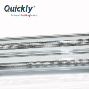 Emissor de infravermelhos de fornos industriais como elemento de aquecimento