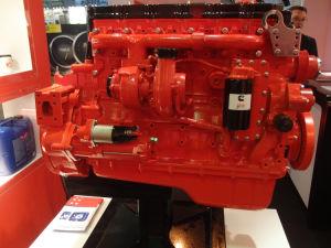 155kw 물 Cummins 냉각 차량 디젤 엔진 Isde6.7e3210