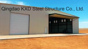 鉄骨構造の前設計された研修会の建物(KXD-SSB166)