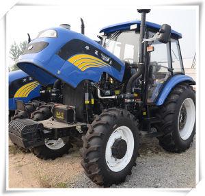 De Tractor van Huaxia 120HP 4WD 4cylinder van Weifang met Ce- Certificaat