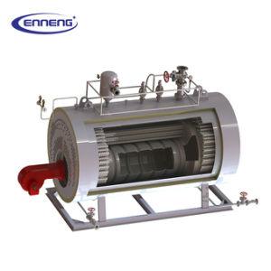 天燃ガスか石油燃焼の蒸気発電機