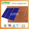 Регулируемая солнцезащитная панель солнечной системы настенного крепления монтажного кронштейна