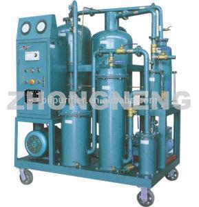 Máquina de purificación de aceite de transformadores de aislamiento y la regeneración de aceite de la serie purificador Zyb
