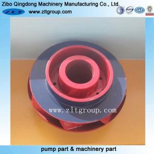 En acier inoxydable fermé Rotor de pompe à eau centrifuge dans le moulage d'investissement