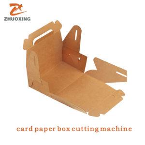 Het Vakje die van het karton & van het Document Scherpe Machine 1313 maken