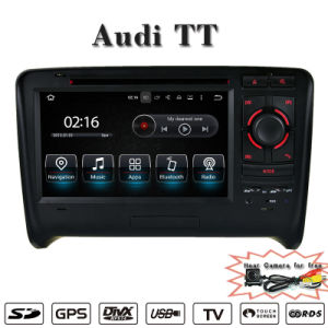 7 с антибликовым покрытием стереосистему автомобиля Audi TT Carplay DVD плеер DVD плееры