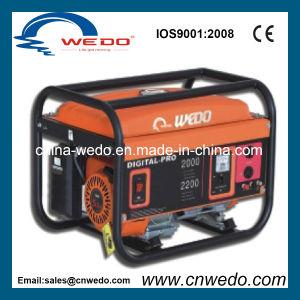 Wd3200 2kw/2.5kw/2.8kw 4-Stroke bewegliche Benzin-/Treibstoff-Generatoren mit Cer (168F)