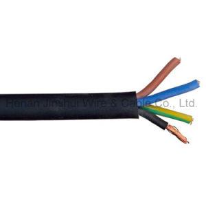 Kabel van de Macht van 4 Kern van het lage Voltage Copper/PVC/PVC de Flexibele