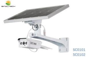 Sc01 Systeem van de Steun van de Camera van de Reeks 4G/WiFi het Draadloze IP Zonne Aangedreven Controle (SC0101/SC0102)