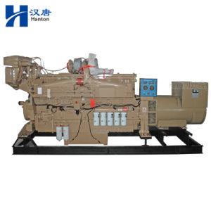 Grupo electrógeno diesel Cummins mairne con el motor KTA50-DM y el alternador
