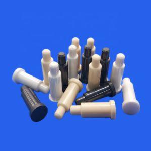 Perni di ceramica su ordinazione di ceramica di industria per i perni della saldatura di Pin di guida del calibro dell'ago dei perni di posizioni del Rod del perno dei perni di posizionamento di Pin concentrante