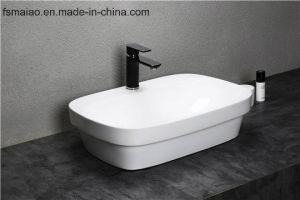 Banho de fábrica de cerâmica chinesa Self-Cleaned bacia (0043)