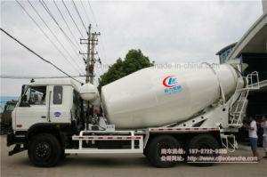 Mélangeur de Dongfeng DRUM MIXER de béton lourd chariot