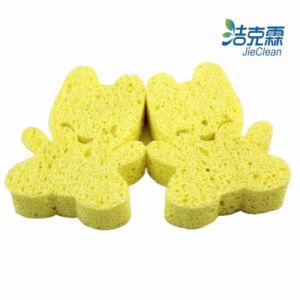 Cuisine tampons à récurer éponge en cellulose de nettoyage