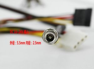 Pico 상자 Z4-ATX-200W 고전압 산출 12-24V PSU 똑바른 Pin DC-ATX 전력 공급