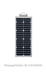 5 Jahre der Garantie-einteilige Solar-LED Straßenlaterne-Preisliste-