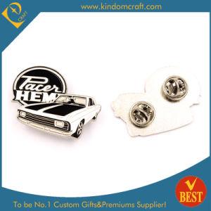 熱い販売の記念品の古いエナメル車Pinのバッジか折りえりPin