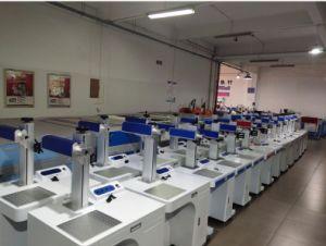Оптическое волокно станок для лазерной маркировки 20 Вт для украшения пластиковые бутылки силиконовые браслеты санитарных Ware
