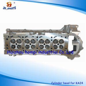 Auto cabeza de cilindro de piezas de repuesto para Nissan Ka24de 11040-Vj260