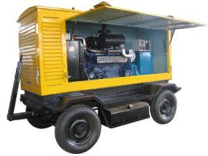 China Motor buen precio de la serie móvil grupo electrógeno diesel