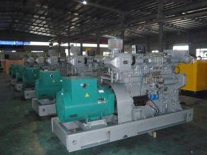 Groupe électrogène marin, générateur électrique