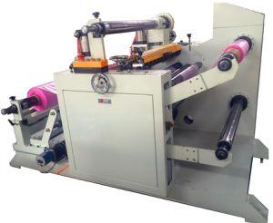 El papel de aluminio/Cinta/Cinta de papel Kraft/cinta doble cara de espuma EVA/PVC/OPP/Pet Material en rollos de la máquina de corte longitudinal corte