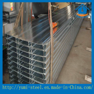 Tipo Closed strato dell'acciaio galvanizzato ed ondulato di Decking del pavimento