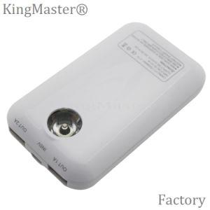 cargador portable del recorrido de la batería móvil de la potencia de la capacidad grande 8400mAh