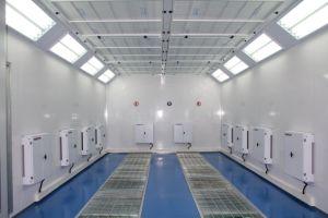 Cabine de Spray Industriais Automotivo Cabine de Pintura para Carro