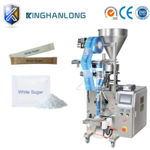 パッキング包装機械を満たす自動微粒の砂糖か塩またはスパイス