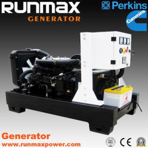 8kVA-300kVA Quanchaiエンジン(RM100Q2)を搭載する極度の無声電力のディーゼル発電機セット