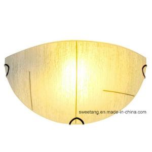 Het ronde Licht van het Plafond van het Glas met de Schaduw van het Glas voor de Lamp van de Decoratie