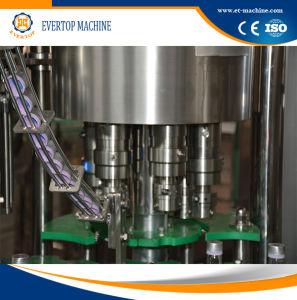 De Machine van het Flessenvullen van het Glas van de hoge snelheid