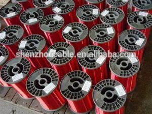 Fio de CCA esmaltadas 155class 0.402mm