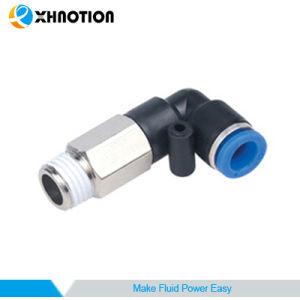 Push-to-XHnotion Conecte el tubo de 90 grados de racor codo macho ampliada