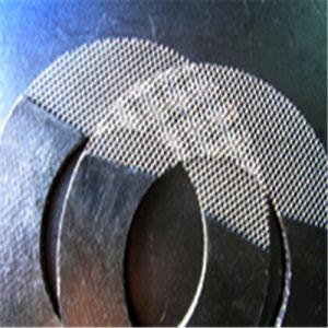 Zuiver Afgebladderd Grafiet met Tanged Roestvrij staal 316 de Pakking van Graphit Laminat Psm