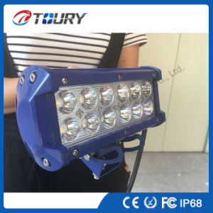 36W Epistar Flood Beam IP68 LED Light Bar (TR-BE36)