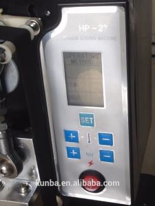 Kunba HP-23 électronique sac de plastique de l'imprimante de code de ruban Date de péremption