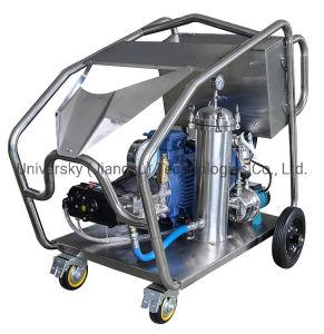 Elevadores eléctricos de água de alta pressão máquina BLASTERS 800bar-11603BAR