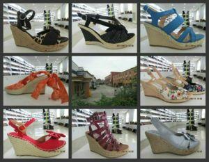 Femme sandale