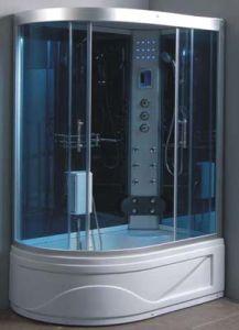 Sala de ducha de vapor computarizado (9002)